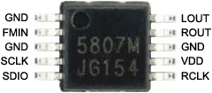 RDA5807M MSOP10 top view fig11