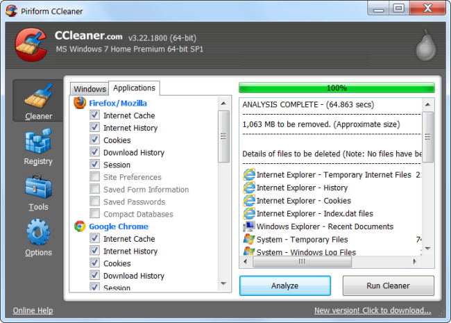Windows disk cleanup14