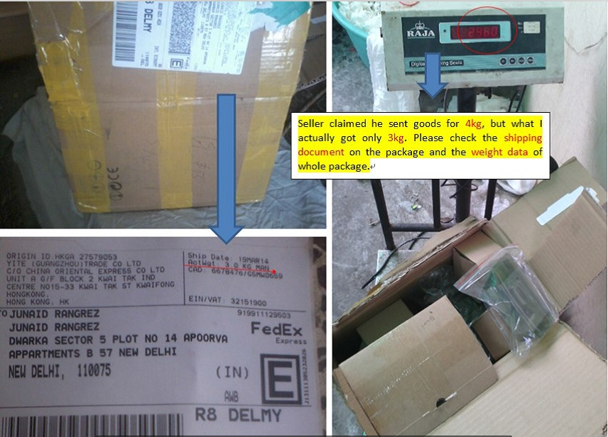 aliexpress claim evidence pic20
