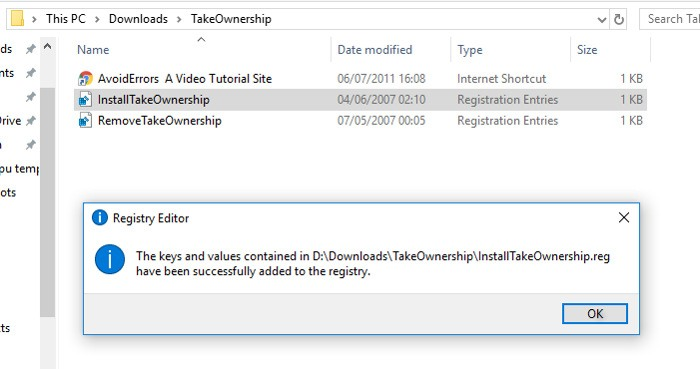 windowsapps folder location take ownership01