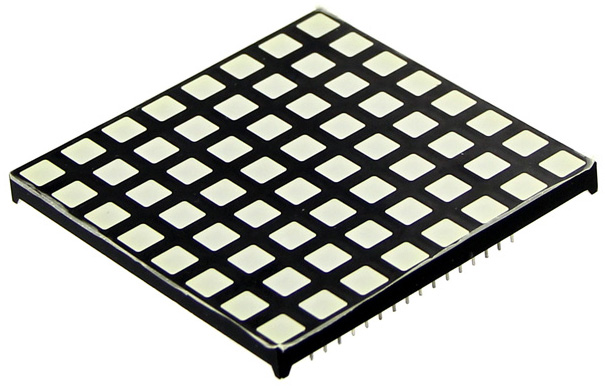 8x8 RGB LED Matrix Square LED