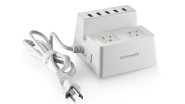Coocheer Desktop Power Center
