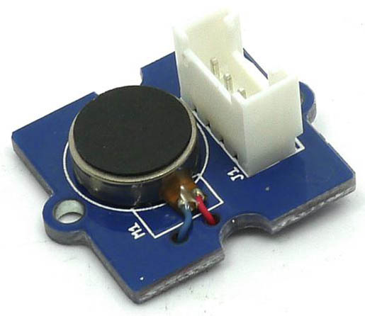 Grove Vibration Motor board