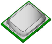 INMP441 package common top view