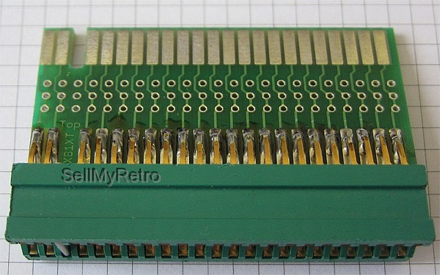 PCB Edge Connector ZX81XT