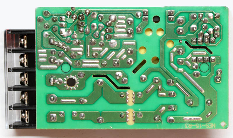 PCB-high-voltage-isolation-holes