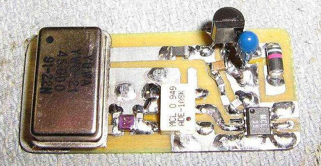 cell phone jammer PCB