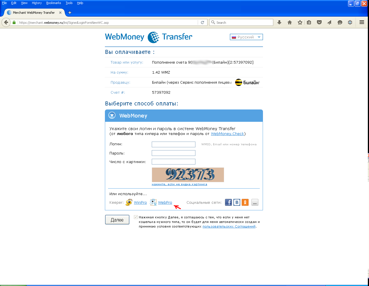 WebMoney Firefox step04