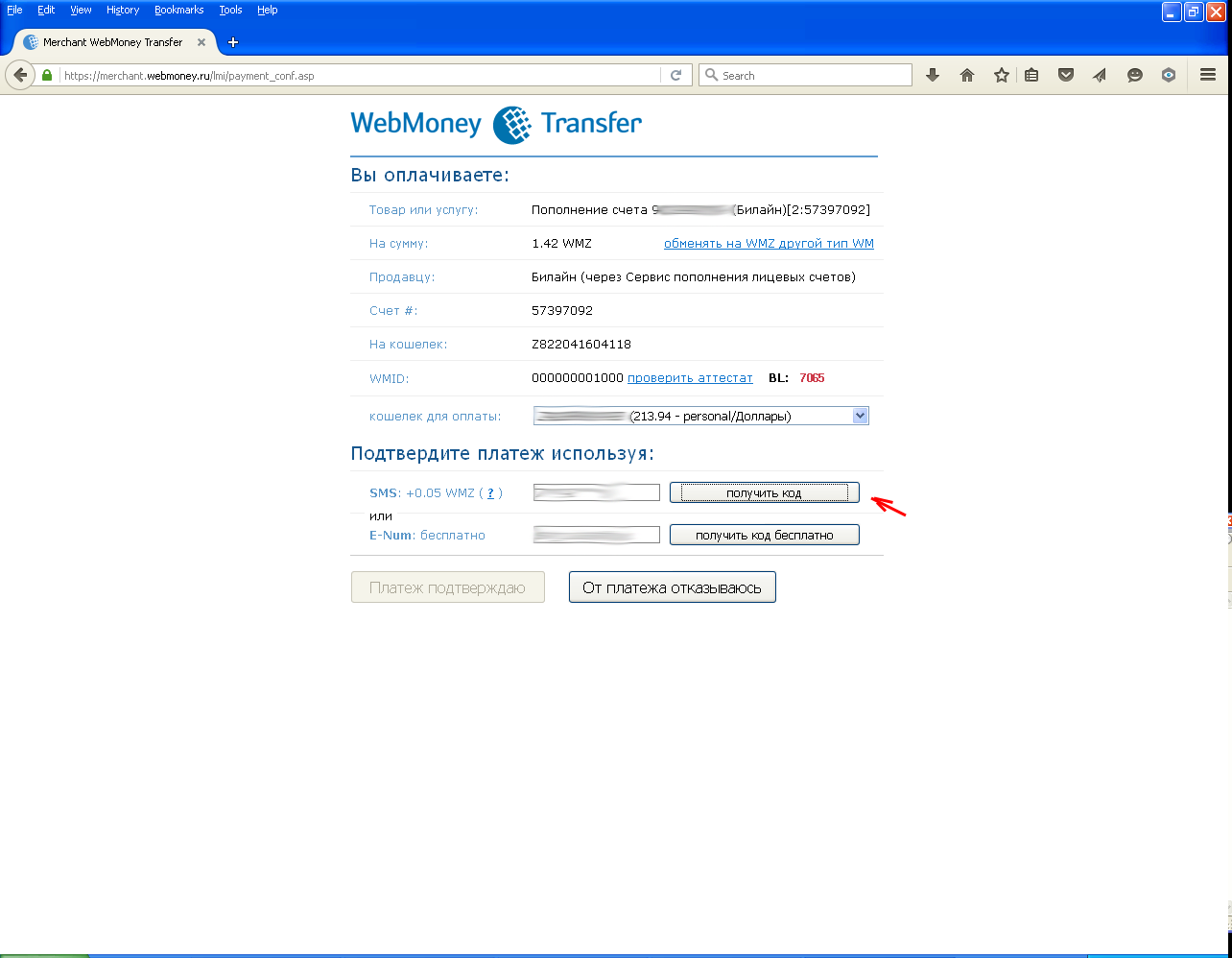 WebMoney Firefox step07