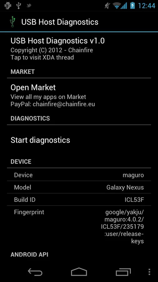 Android-USB-Host-Diagnostics