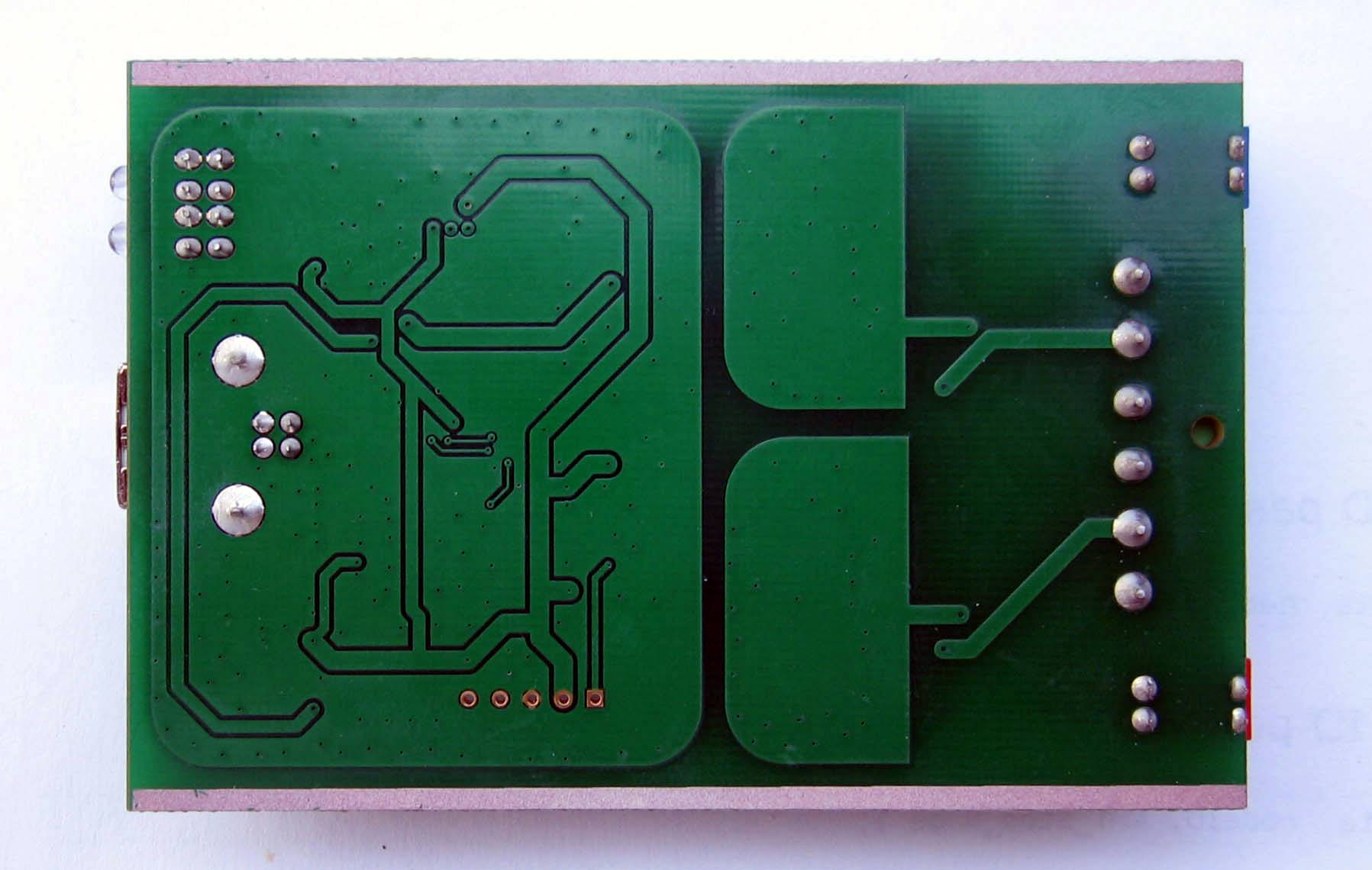 CANalyst II PCB bottom