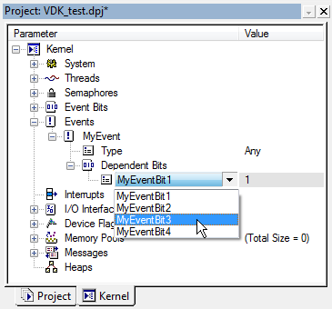 VDK Event add dependency fig322