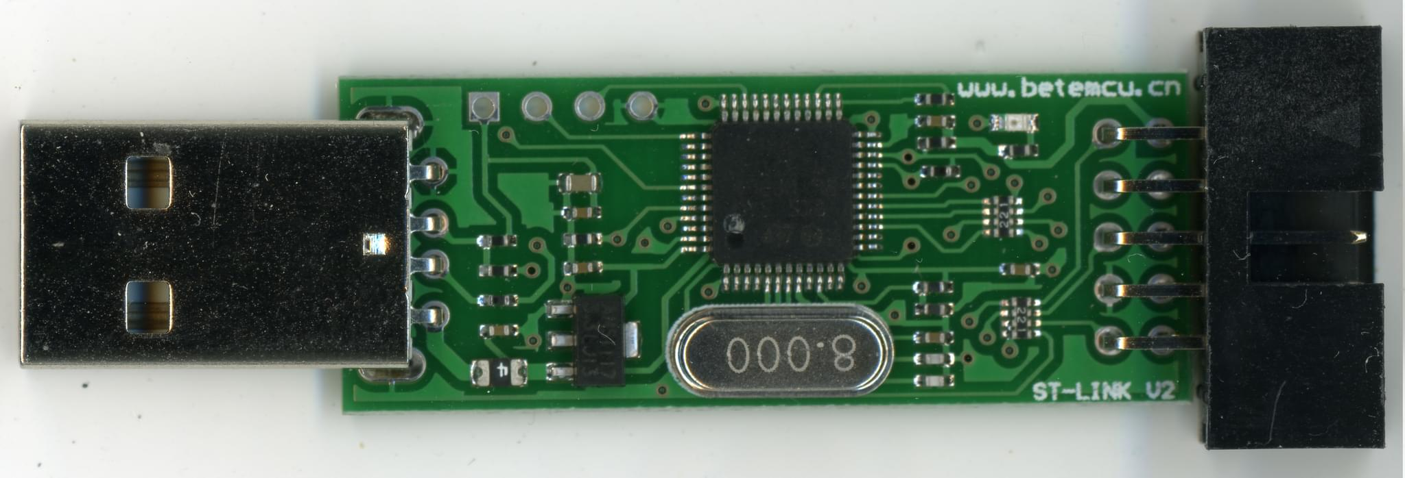 baite v2a board front