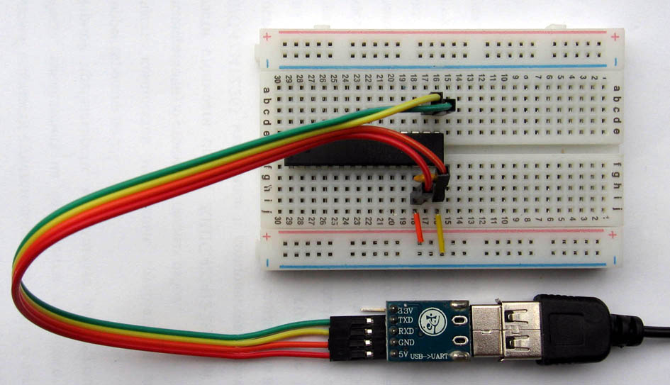 STC ISP simple programmer