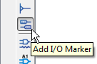 Add IO Marker tool