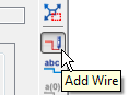 Add Wire tool fig424