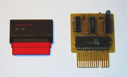 ZX Flash Cart original and DIY