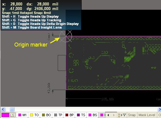 AltiumDesigner-Origin-Marker