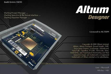AltiumDesigner-splash-screen