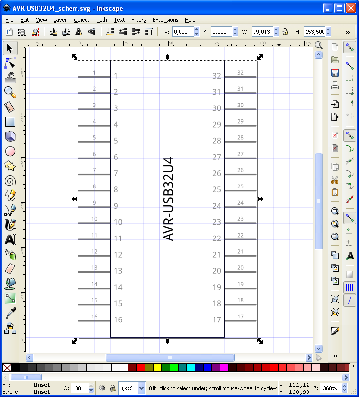 Inkscape-SVG-Schematic-done